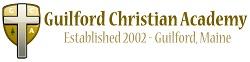 Guilford Christian Academy logo