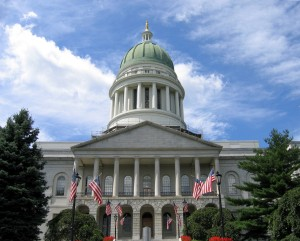 Maine, Statehouse, homeschool fieldtrip